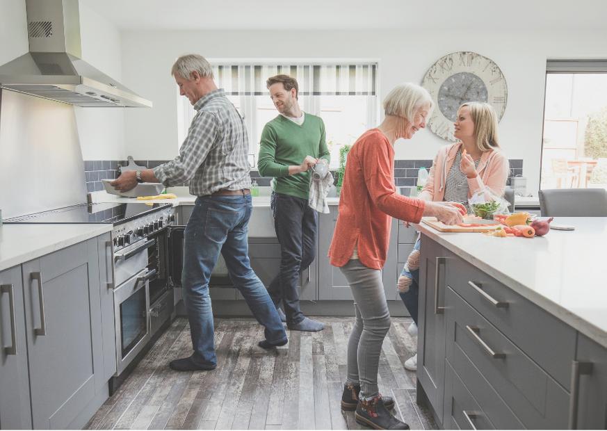 The rise of multigenerational living in Wokingham